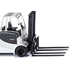 Wiking/ヴィ-キング 066361 Forklift truck Still RX 60 with four forks