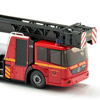 062703 1/87 Fire service vehicle Luebeck DL 32 (メルセデスベンツ Econic)