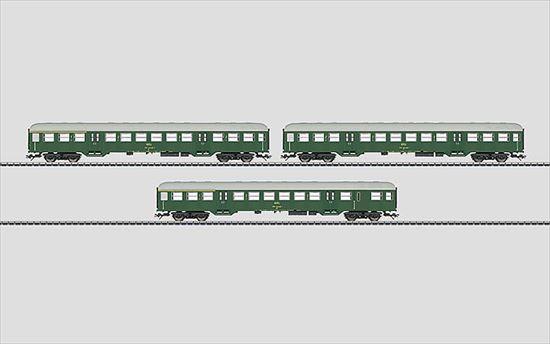 "maerklin/メルクリン 43813 通勤客車3両セット CFL""border="