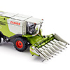 077340 1/32 Claas Lexion 760 combine with Conspeed corn header