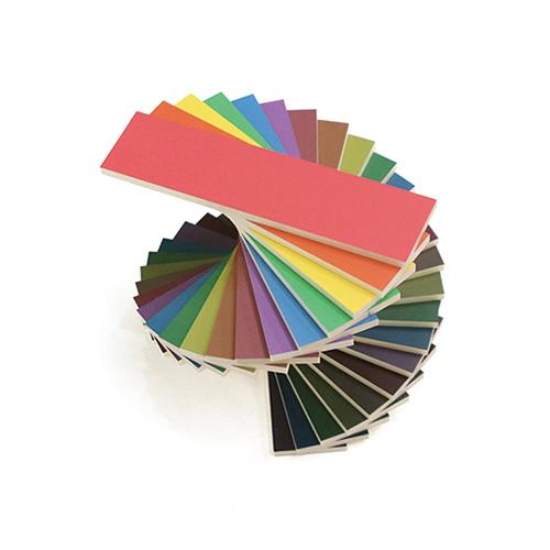カラーモザイク板