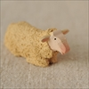 CHRISTIAN WERNER  座っている羊(大)
