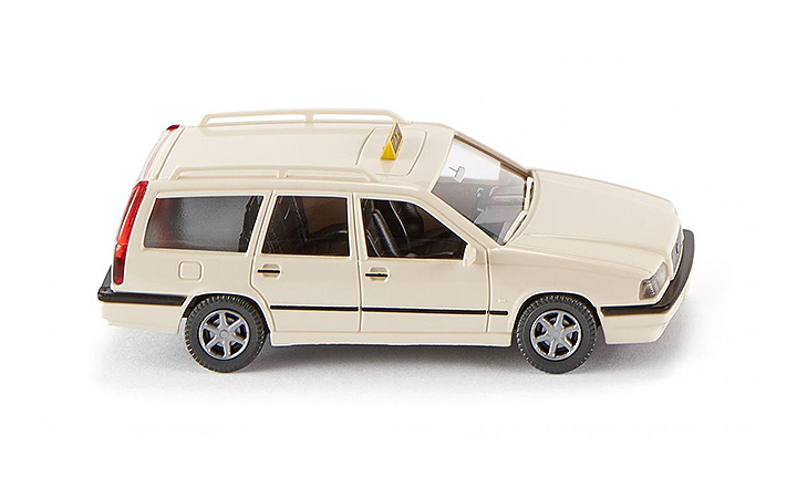 Wiking/ヴィ-キング 080012 Taxi - Volvo 850 station wagon