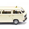 Wiking/ヴィ-キング 080014 Taxi - VW T3 bus
