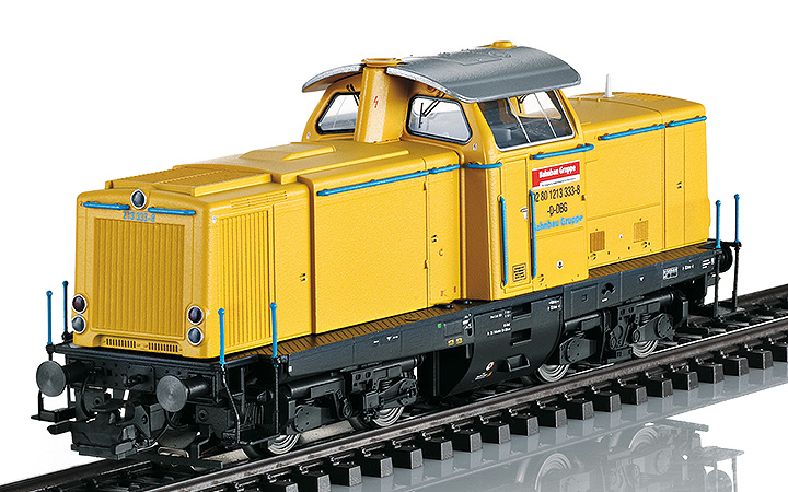maerklin/メルクリン 39213 ディーゼル機関車 DBG BR213