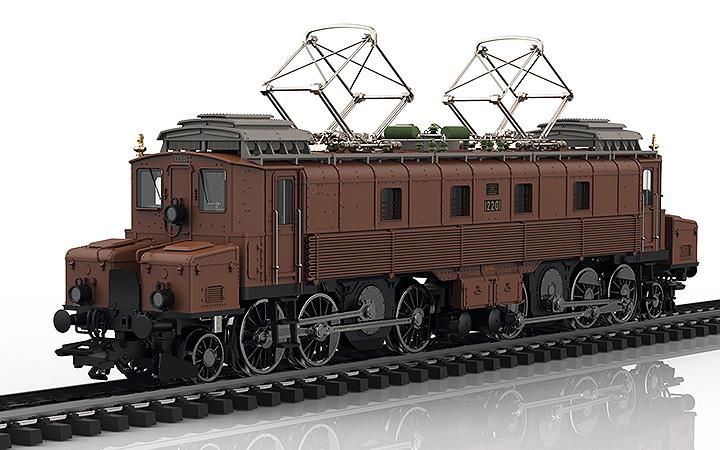 maerklin/メルクリン 39520 電気機関車 SBB Serie Fc 2x3/4