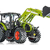 077325 Claas Arion 650 w.front loader